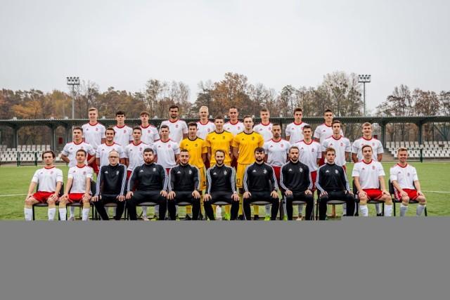ŁKS II Łódź jest mistrzem jesieni IV ligi