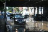 Wiele ulic we Wrocławiu pod wodą (ZOBACZ ZDJĘCIA)