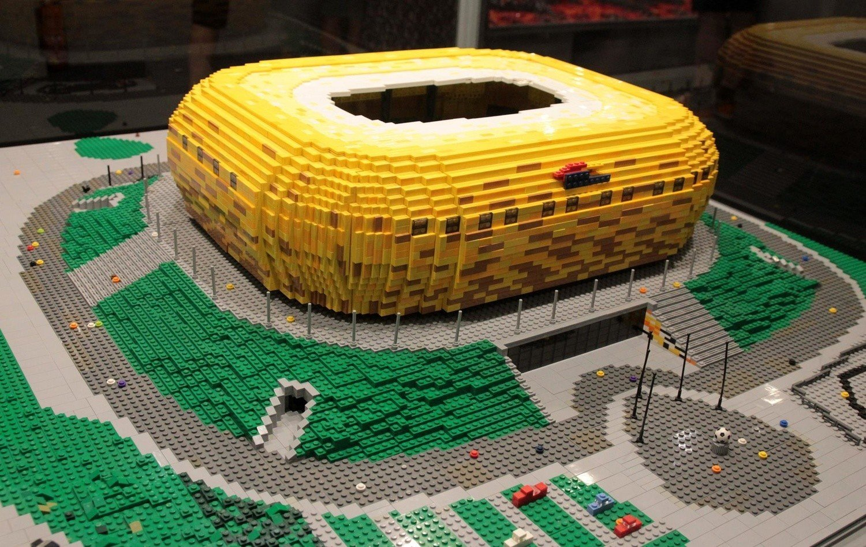 Kraków Wystawa Z Klocków Lego W Galerii Kazimierz Największa Taka