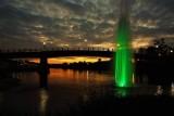 Konin. Bajkowe ujęcia miasta, fotografia malowane światłem? Tak, to możliwe!
