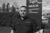Zmarł policjant z Częstochowy. To bohater! Artur Bojanowski uratował dziecko przed wypadnięciem z okna