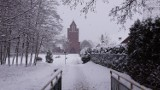 Zima zawitała do Sławna. Jest biało i mroźno [ZDJĘCIA]