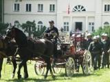Zmagania sikawek konnych w Baszkowie