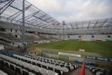 Budowa stadionu Górnika Zabrze wstrzymana. Stadion gotowy jesienią 2014?