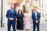Kim są nowi wiceprezydenci Rzeszowa? Jolanta Kaźmierczak, Krystyna Stachowska i Dariusz Urbanik zastępcami Konrada Fijołka