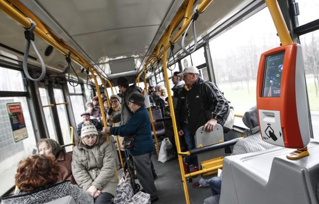 Pasażerowie mają niej czasu na zakup biletu w Punkcie Obsługi Podróżnego.