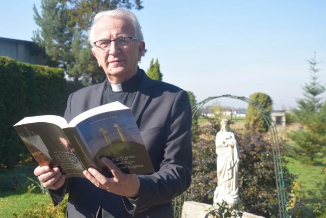 Ks. prałat Franciszek Resiak, emerytowany budowniczy i proboszcz parafii Ducha św. w Tychach