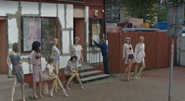 Mieszkańcy Piekar Śląskich w oku kamery Google Street View. Zobacz kolejne zdjęcia. Przesuwaj zdjęcia w prawo - naciśnij strzałkę lub przycisk NASTĘPNE >>>