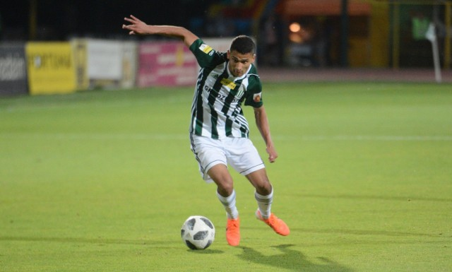 Omran Haydary to najskuteczniejszy gracz Olimpii i I ligi. Czy reprezentant Afganistanu trafi też w Pucharze Polski?
