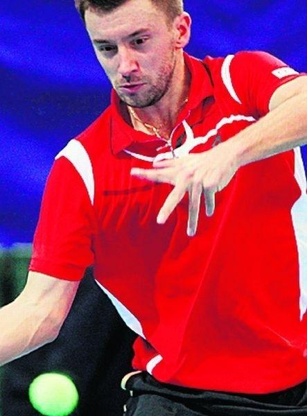 Michał Przysiężny zajmuje 86. miejsce w rankingu ATP