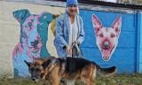 Małgorzata Królikowska w tomaszowskim schronisku. Trwa akcja Wielcy Małym FOTO