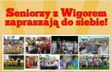 Dzienny Dom Senior-Wigor w Zbąszyniu, zaprasza do udziału w bezpłatnych zajęciach. Dni otwarte