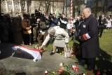 Poznań - Obchody rocznicy katastrofy smoleńskiej [ZDJĘCIA,WIDEO]