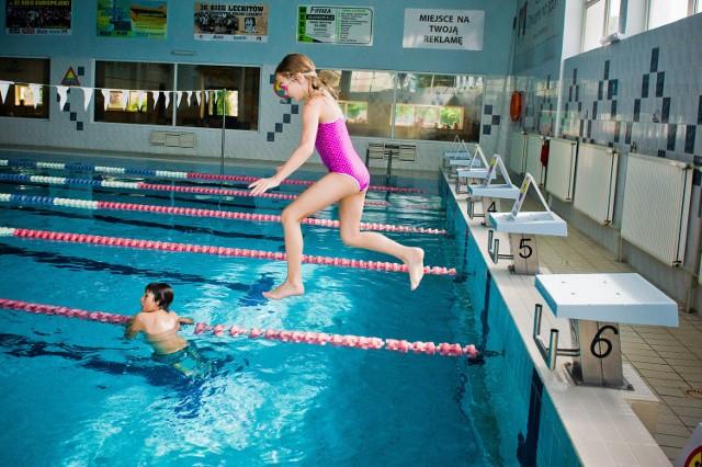Gnieźnieński Ośrodek Sportu i Rekreacji podczas upałów może okazać się miejscem relaksu