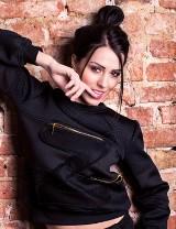 Piękna Angelika była Ring Girl KSW [zdjęcia]