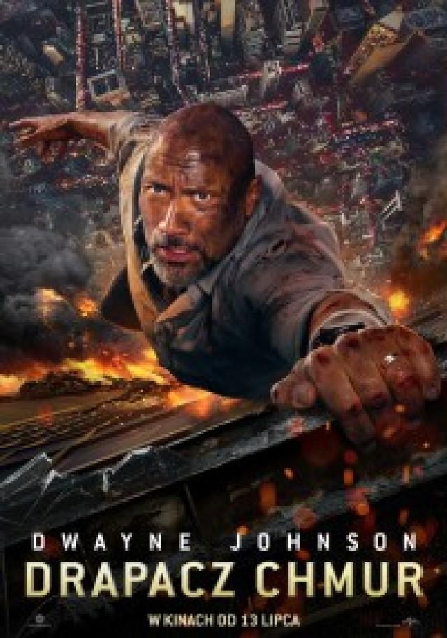"""Dwayne """"The Rock"""" Johnson. Właściwie tyle mamy do powiedzenia. Dla nas to wystarczający powód, aby obejrzeć film. A jeśli w fabule były wrestler będzie musiał stawić czoła kolejnym przeciwnościom losu, aby uratować swoją rodzinę z płonącego wieżowca, tym lepiej.   Gatunek: Akcja Kraj produkcji: USA Scenariusz i reżyseria: Rawson Marshall Thurber Obsada: Dwayne Johnson, Neve Campbell"""