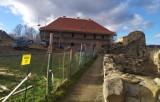 Nowa atrakcja w gminie Zagórz. Trwają prace przy budowie Centrum Kultury [ZDJĘCIA]