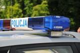 Nietrzeźwy mieszkaniec powiatu łowickiego spowodował kolizję drogową w Łyszkowicach
