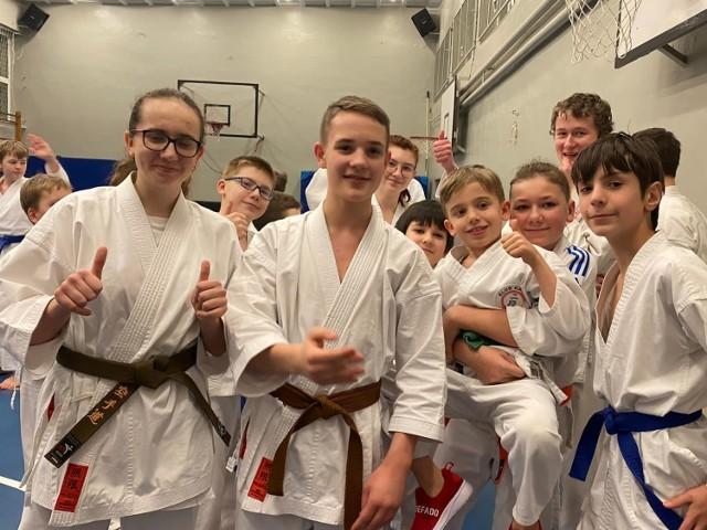 Druga Gala Klubu Karate NIDAN Zielona Góra.
