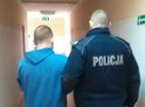 Pruszcz Gdański. Zatrzymany za kradzież w sklepie. 24-latek miał przy sobie narkotyki