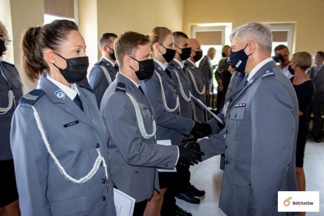 Święto Policji w Bełchatowie, 2021