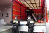Buska Straż Pożarna wspiera służbę zdrowia w walce z COVID-19
