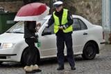 Akcja ZNICZ 2017. Policjanci na drogach Łomży (zdjęcia)