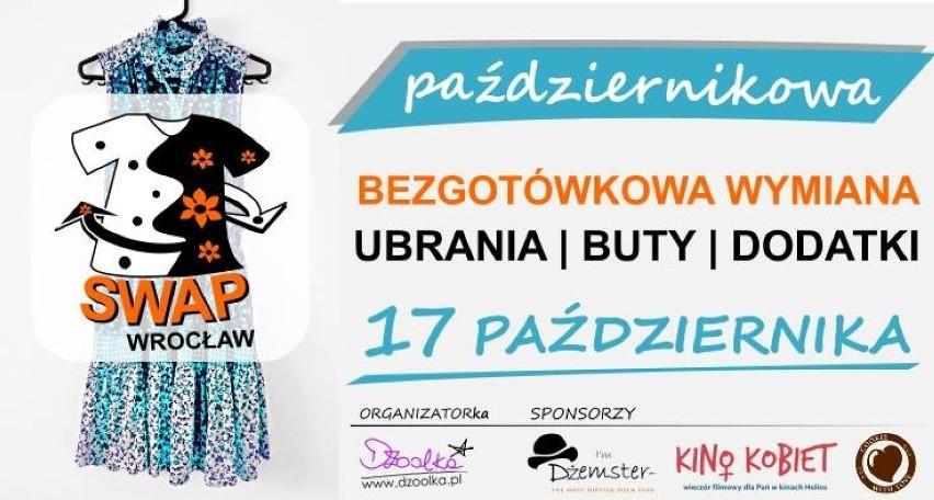 1c33f262308f37 Wielka wymiana ubrań i dodatków we Wrocławiu. Drogie Panie, czas ...