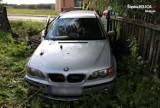 Kłobuck: Policja zatrzymała pijanego kierowcę. 33-latek staranował ogrodzenie, miał ponad 3 promile alkoholu i zakaz prowadzenia pojazdów
