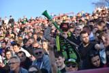 Kibice ROW Rybnik świętują podczas meczu z Orłem Łódź [ZDJĘCIA KIBICÓW]