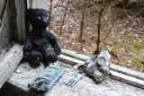 Terenówką do Czarnobyla. Zobaczcie, jak wygląda to miejsce w obiektywie Tomasza Wielgosika z Krzeczowa