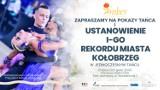 Biją rekord Kołobrzegu w jednoczesnym tańcu - przyjdźcie, będzie lepszy wynik