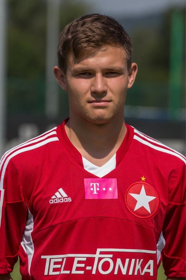 Przemysław Lech zagra dziś w wyjściowym składzie Wisły.