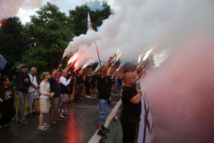W niedzielę, 1 sierpnia w Kielcach odbyły się uroczystości...