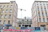 Hotel Grand we Wrocławiu coraz wyższy. Byliśmy na placu budowy [ZOBACZCIE ZDJĘCIA]