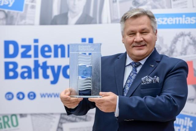 Adam Meller z nagrodą TOP Menedżer 2019