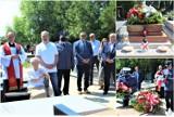 Zakończono renowację pomnika posterunkowego Antczaka. Na cmentarzu odbyła się skromna uroczystość ZDJĘCIA