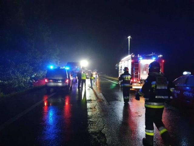 Do koszmarnego wypadku doszło 22 sierpnia ok. godziny 22:30.
