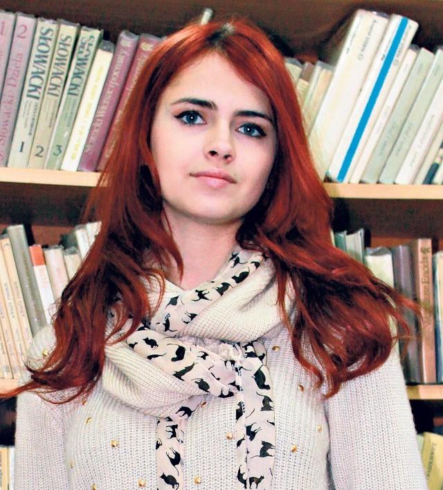 Nikola Rudol: Najlepszym prezentem dla mnie są książki. Wciąż mi mało