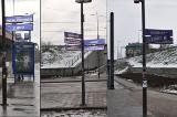 Drogowskazy źle wskazują kierunek na rondzie Mogilskim