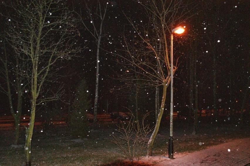 Środa 5 grudnia 2012 r., godz. 7. Fot. Mariusz Reczulski