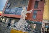W tym roku w Sosnowcu rozbłyśnie na święta... Jan Kiepura. Udekorowana choinka już stoi