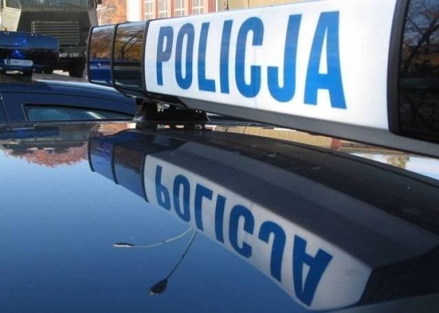 Policja Lubin: zatrzymali wandala
