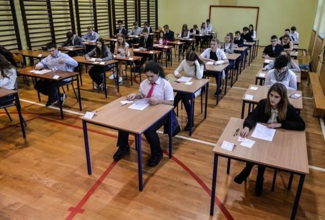 Egzamin gimnazjalny 2017. Część matematyczno-przyrodnicza