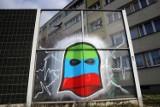 Legnica. Malunki kominiarek w barwach Miedzi zalewają miasto i... szpecą [ZDJĘCIA]