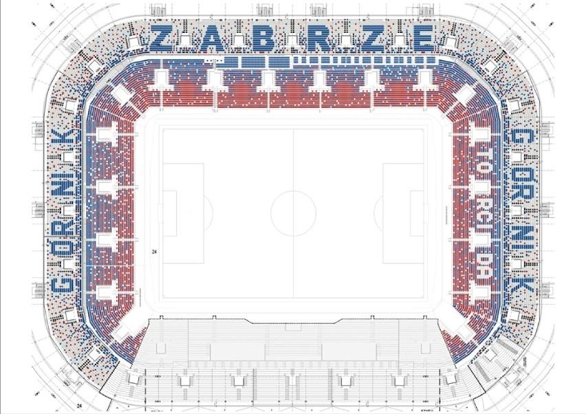 Nowy stadion w Zabrzu