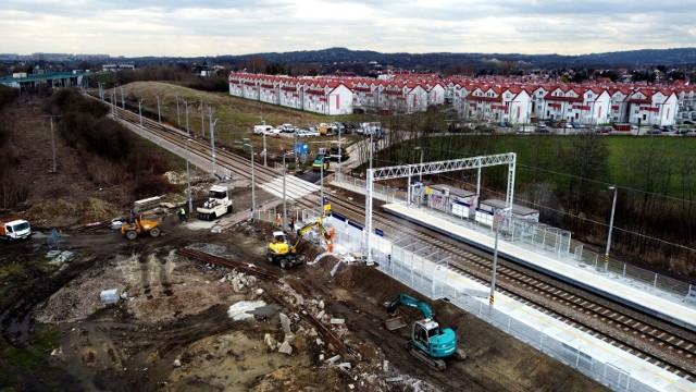 Nowy przystanek Kraków Opatkowice