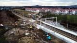 Kończy się budowa nowego przystanku kolejowego w Krakowie [ZDJĘCIA]