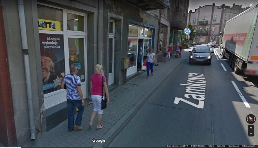 Szczęśliwe liczby w kolekturze przy ulicy Zamkowej 4 w...