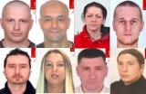 Tych Polaków szuka policja na całym świecie. NAZWISKA, ZDJĘCIA